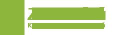 Zöld műfű logó