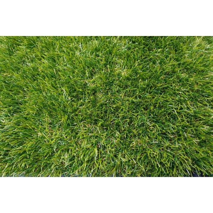 Prescott kerti kültéri műfű szőnyeg UV álló 4m széles