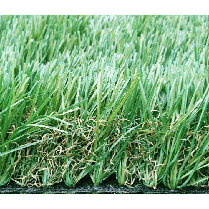 Írisz UV Álló Kültéri Műfű teraszra zöld 50 mm