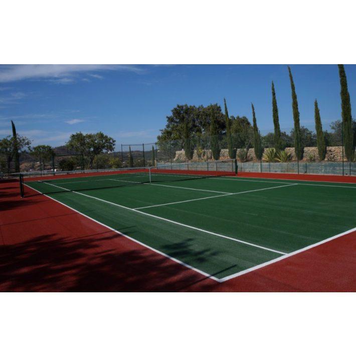 Melbourne Monoszálas Nagy Sűrűségű Speciális Tenisz Műfű 12 mm