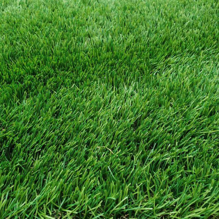 Páfrány UV Álló Terasz Műfű Szőnyeg zöld 35 mm
